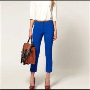 Gap Slim Cropped Trousers